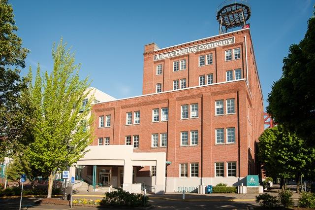 Albers Building Portland